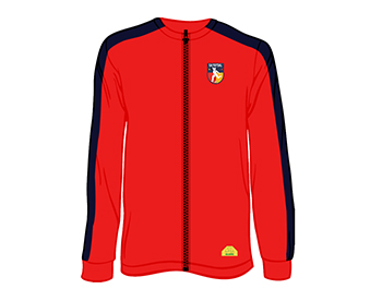 ZIP UP SPORTS JUMPERS